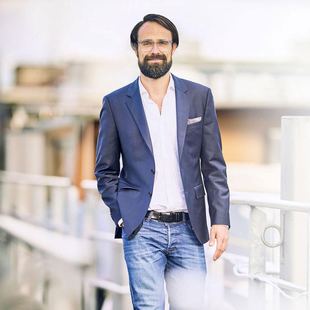 Tim Krenke, Hausboot-Berater
