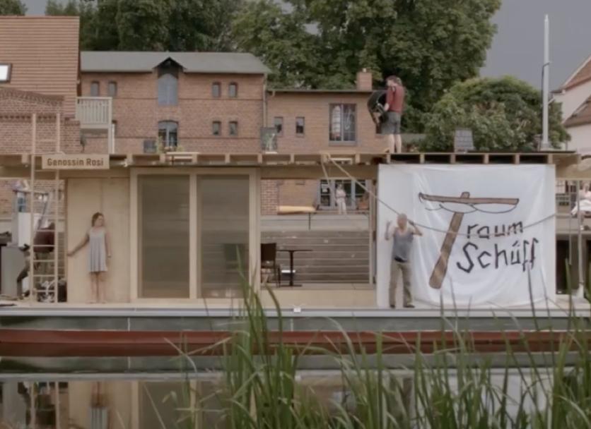 Traumschüff – Theater auf dem Wasser