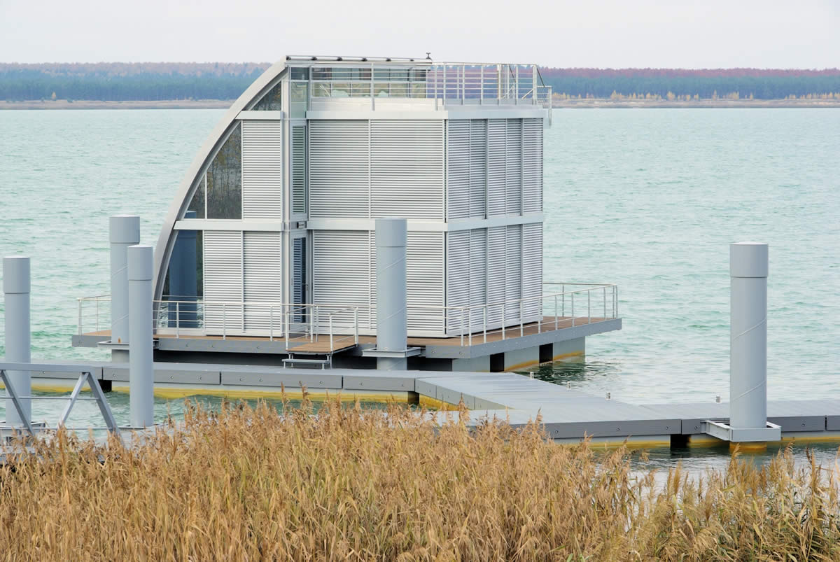 Floating Homes anschauen