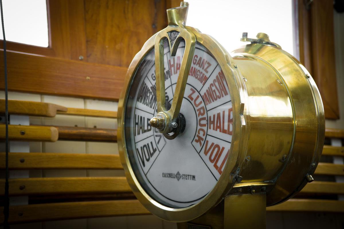 Antriebe von Hausbooten