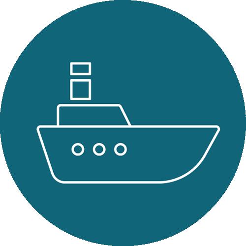 Arten von Hausbooten