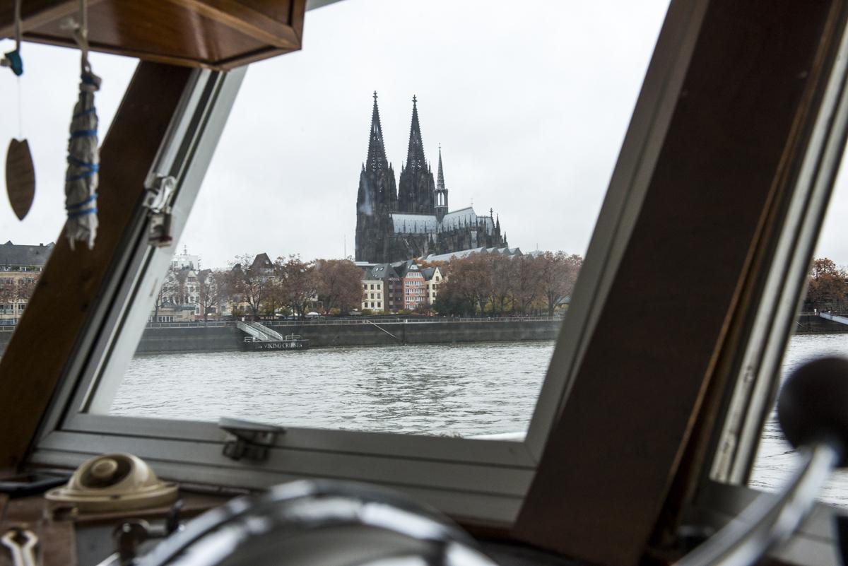Das Hausboot von Daniel Roesner