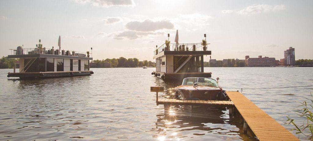 Wie fahre ich ein Hausboot - darauf müssen Sie achten?