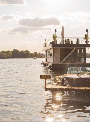Hausboot fahren - das ist zu beachten.