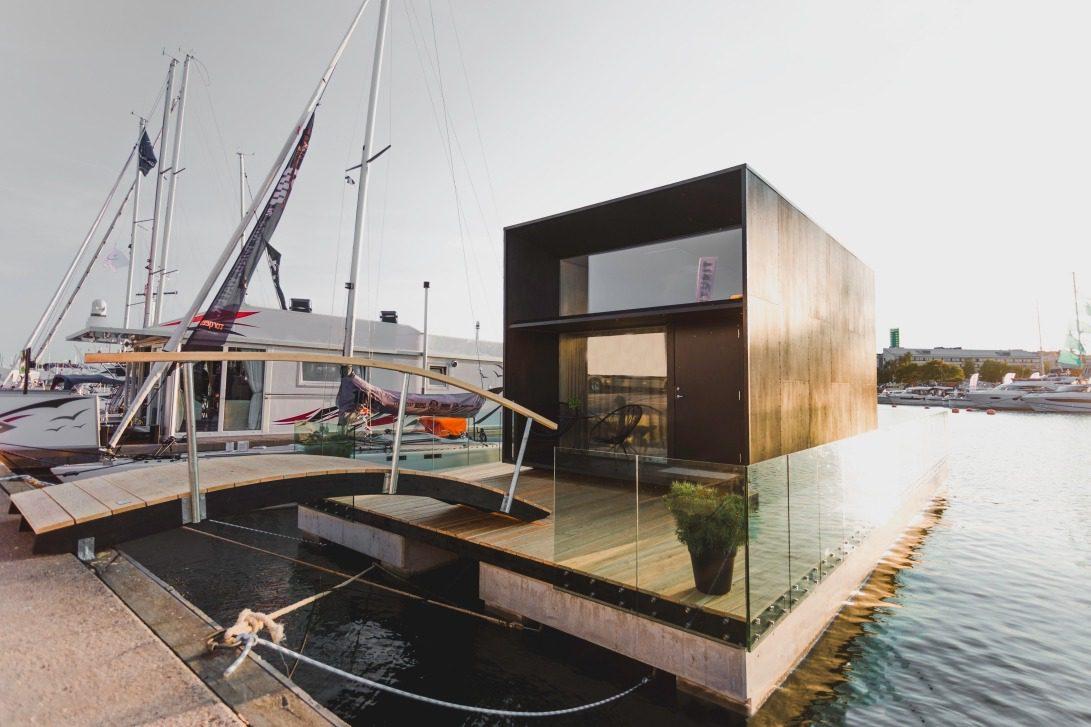 Floating Homes anschauen