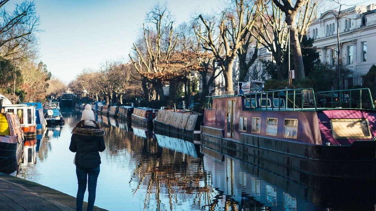 Die Lage in der Innenstadt ist sicher für viele Hausbootbesitzer interessant