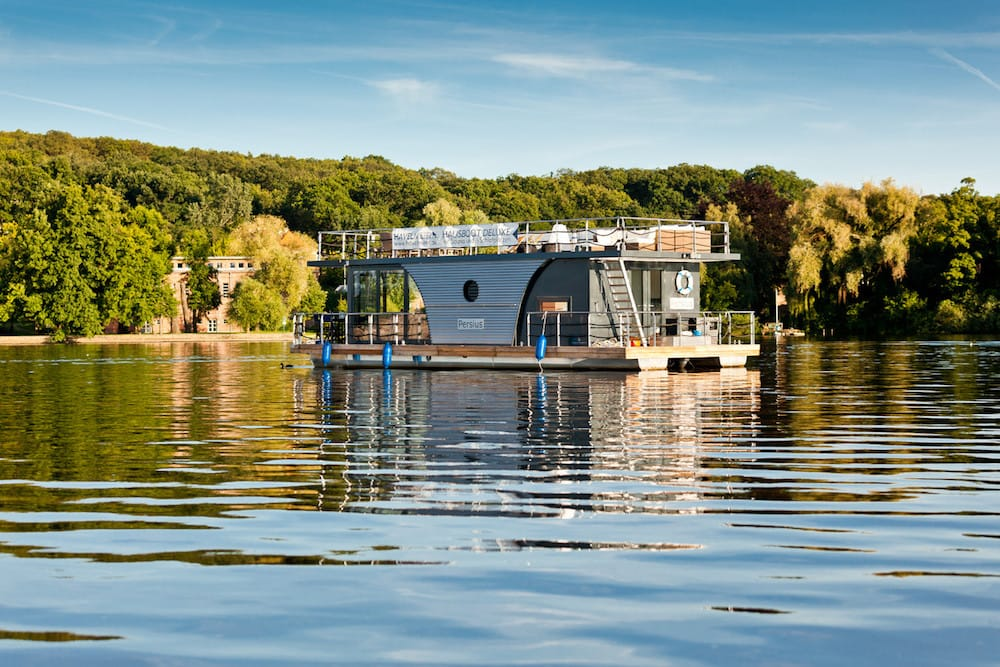 Ein Hausboot mieten kann auch sinnvoll sein
