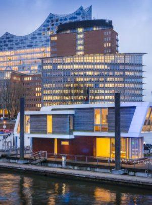 Ein Hausboot in Hamburg: was sie beachten müssen