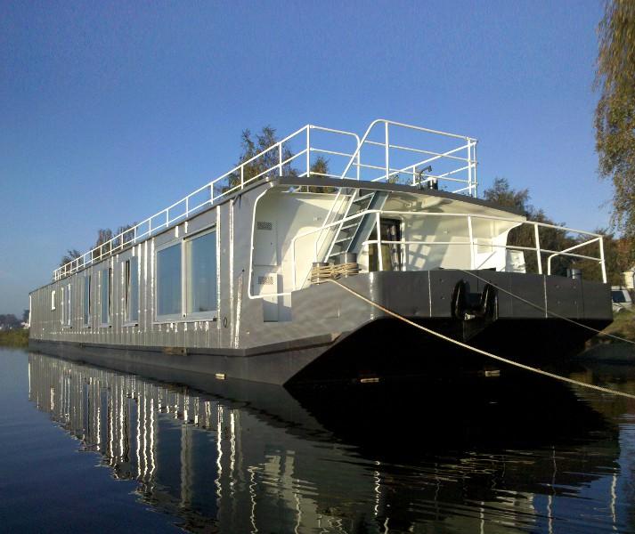 Das Wohnschiff und seine Eigenschaften?
