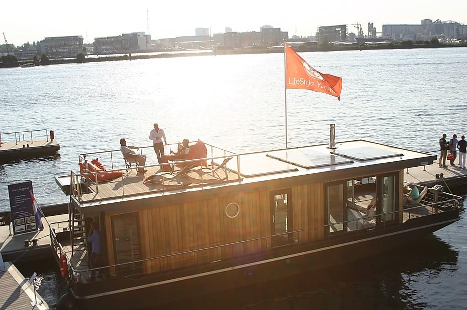 Hausboote als Reiseschiff