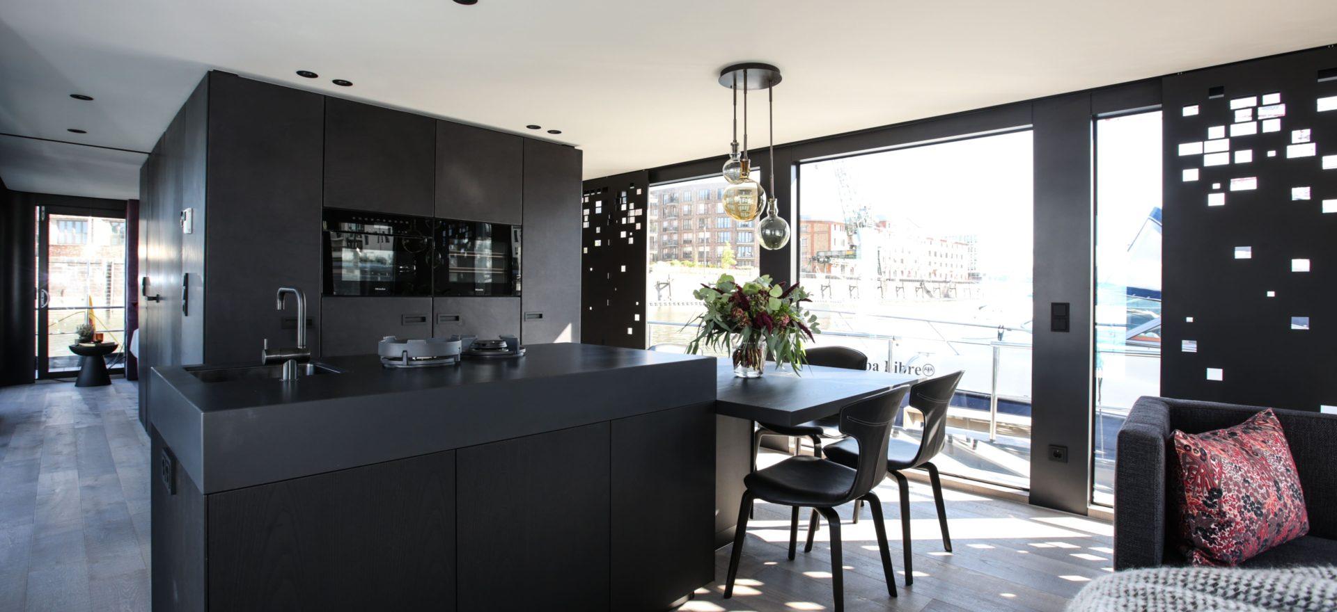 Küche_im_Hausboot_Traveller_XL