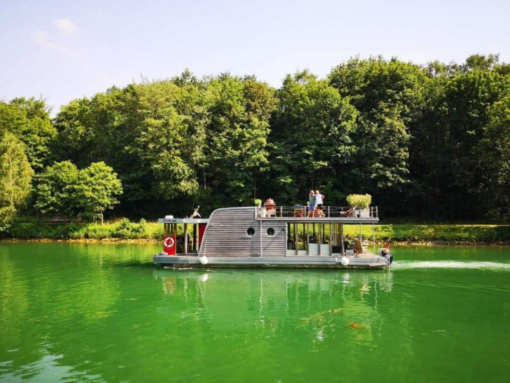 Hausboot M31